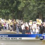 Carson Protest