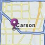 Carson Map