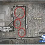 ABC7 Carson Contamination Map
