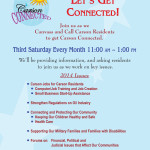 Carson Connected Event Flyer