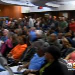 Carson Residents attend Oxy DEIR Workshop