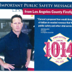 Important Public Safety Message