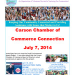Carson Chamber of Commerce Connection